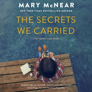 The Secrets We Carried audiobook by Mary McNear