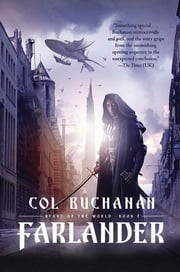 Farlander ebook by Col Buchanan