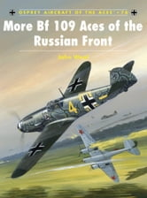 More Bf 109 Aces of the Russian Front ebook by John Weal