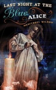Last Night at the Blue Alice ebook by Mehitobel Wilson