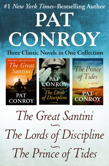 Pat Conroy Bundle