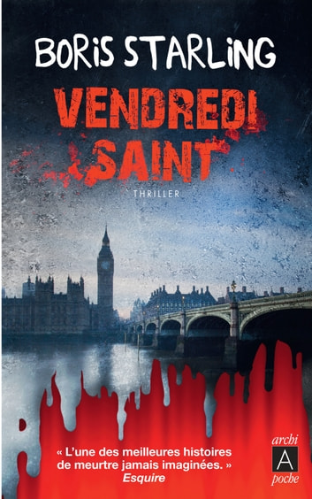 Vendredi saint ebook by Boris Starling