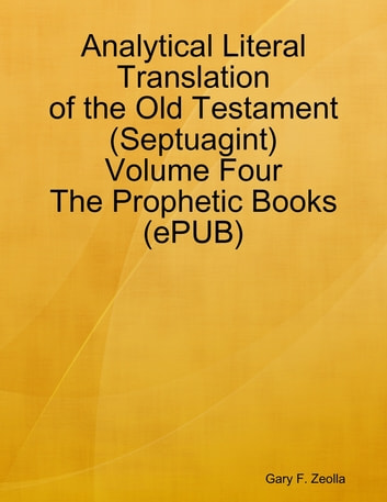 Old Testament Epub
