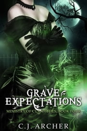 Grave Expectations ebook by C.J. Archer