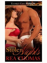 Stolen Nights ebook by Rea Thomas