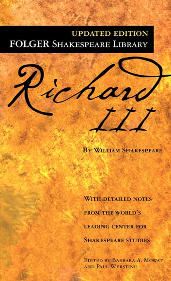 an essay on the tragedy of richard iii by william shakespeare An academic paper that explores shakespeare's poetics by comparing richard iii with macbeth ian johnston gives an overview of theatrical poetics, as well as some incisive explanation and analysis of different kinds of verse and their potential effects.