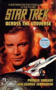Across the Universe ebook by George Zebrowski,Pamela Sargent