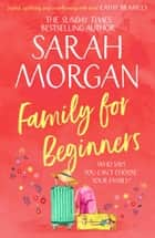 Family For Beginners ebook by Sarah Morgan