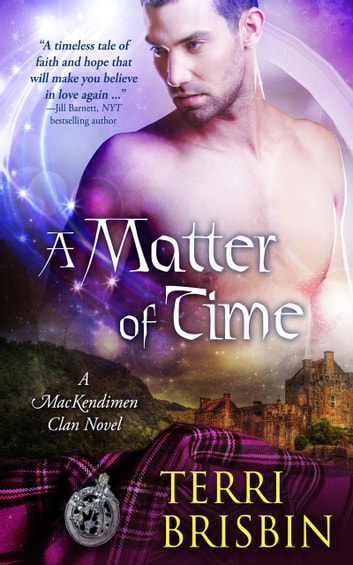 A Matter of Time ebook by Terri Brisbin