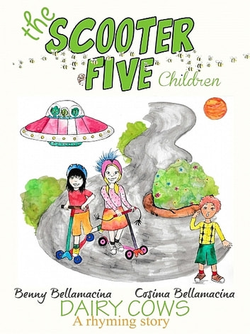 The Scooter Five (Book 5) ebook by Benny Bellamacina