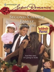 Second-Chance Family ebook by Karina Bliss