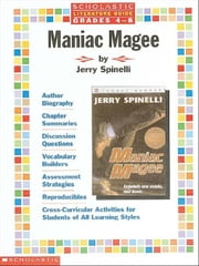 Literature Guide: Maniac Magee: Maniac Magee ebook by Beech, Linda Ward