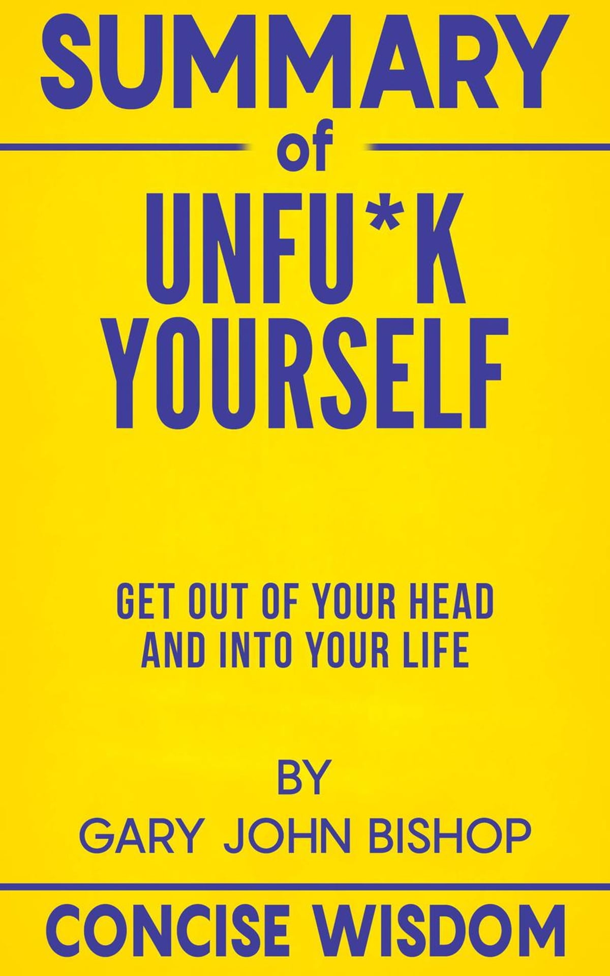 get out of your head and into life