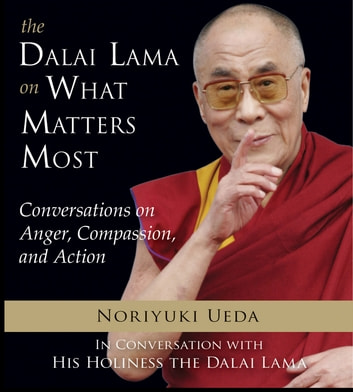 The Dalai Lama on What Matters Most - Conversations on Anger, Compassion, and Action ebook by Noriyuki Ueda