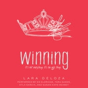 Winning audiobook by Lara Deloza