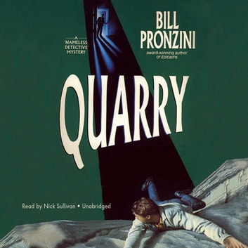 Quarry audiobook by Bill Pronzini