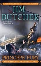 Princeps' Fury ebook by Jim Butcher