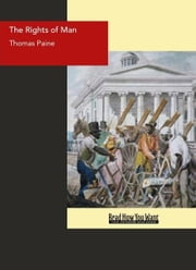 The Rights Of Man ebook by Paine,Thomas