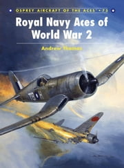 Royal Navy Aces of World War 2 ebook by Chris Davey,Andrew Thomas