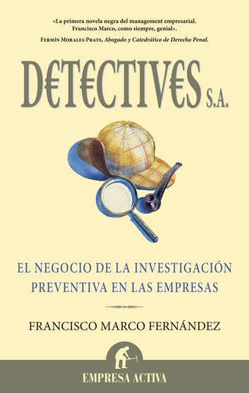 Detectives, S.A. ebook by Francisco Marco Fernández
