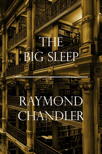 The Big Sleep Ebook