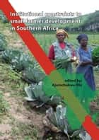 Institutional Constraints to Small Farmer Development in Southern Africa ebook by Ajuruchukwu Obi