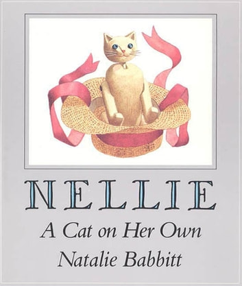 Nellie - A Cat on Her Own ebook by Natalie Babbitt