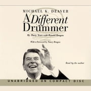 A Different Drummer audiobook by Michael K. Deaver