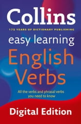 Easy Learning English Verbs (Collins Easy Learning English) ebook by Collins