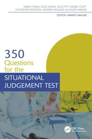 350 Questions for the Situational Judgement Test ebook by Craig, Sarah