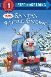 Santa's Little Engine (Thomas & Friends) ebook by Rev. W. Awdry