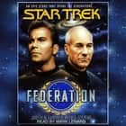 Federation audiobook by Judith Reeves-Stevens