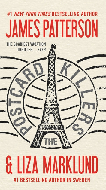The Postcard Killers ebook by James Patterson,Liza Marklund