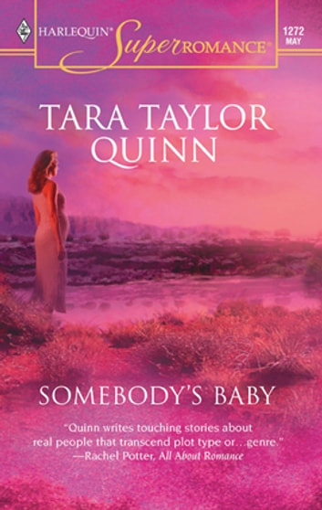 Somebody's Baby ebook by Tara Taylor Quinn