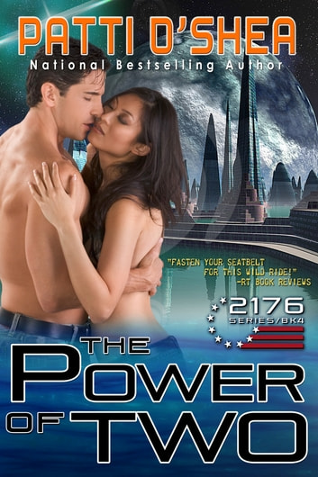 The Power of Two ebook by Patti O'Shea
