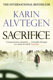 Sacrifice ebook by Karin Alvtegen