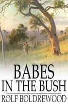 Babes in the Bush - Or, an Australian Squire ebook by Rolf Boldrewood