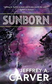 Sunborn ebook by Jeffrey A. Carver
