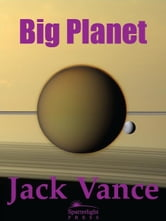 Big Planet ebook by Jack Vance