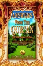 Answers from the Qur'an ebook by Harun Yahya