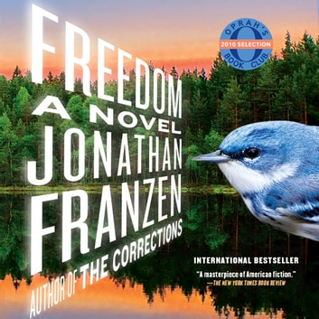 Freedom livre audio by Jonathan Franzen
