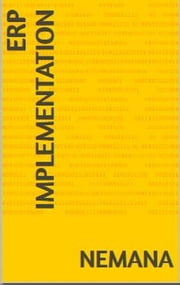 ERP Implementation eBook par Shyamala Nemana