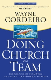 Doing Church as a Team ebook by Wayne Cordeiro