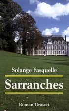 Sarranches ebook by Solange Fasquelle