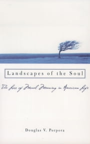 Landscapes of the Soul: The Loss of Moral Meaning in American Life ebook by Douglas V. Porpora