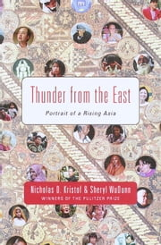 Thunder from the East ebook by Nicholas D. Kristof,Sheryl WuDunn