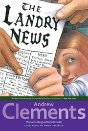 The Landry News ebook by Andrew Clements