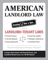 American Landlord Law: Everything U Need to Know About Landlord-Tenant Laws ebook by Rhodes