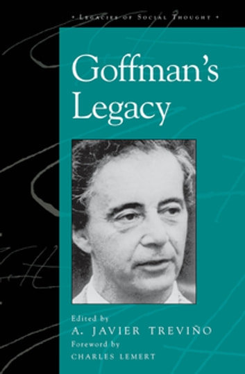 Goffman's Legacy ebook by