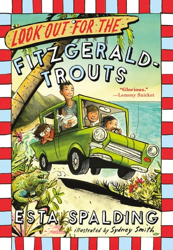 Look Out for the Fitzgerald-Trouts eBook by Esta Spalding
